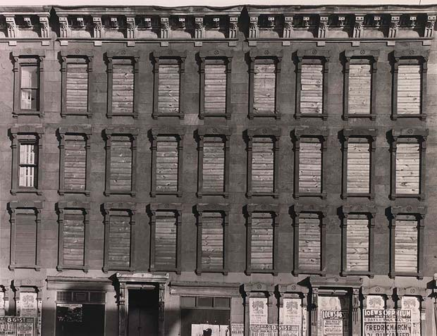 אהרון-סיסקינד-harlem-document, 1940
