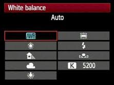 איזון-ללבן-בצילום