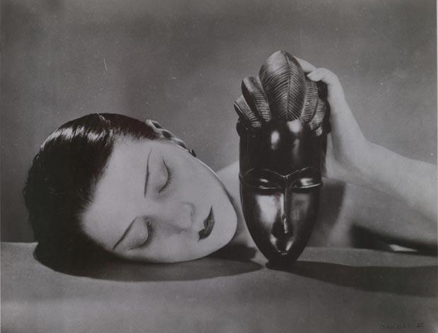 מאן-ריי, Noire et blanche 1926
