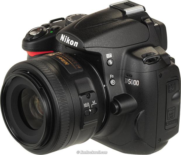 מצלמת-ניקון---פוקוס-אוטומטי-ופוקוס-ידני