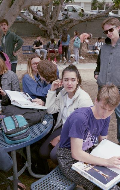 ניקו-יאנג,-תיכון-סנטה-מוניקה,-קליפורניה