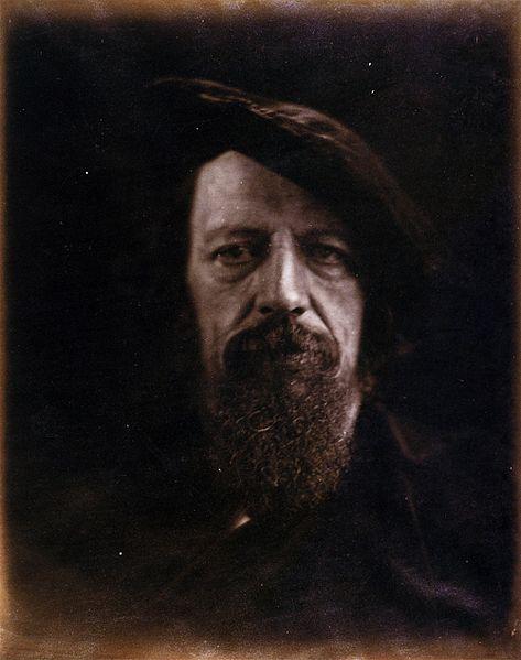המשורר-אלפרד טניסון