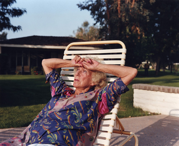 Mom_On_Chaise_Lounge_1987