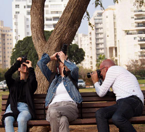 קורס צילום בירושלים | סדנת צילום ירושלים