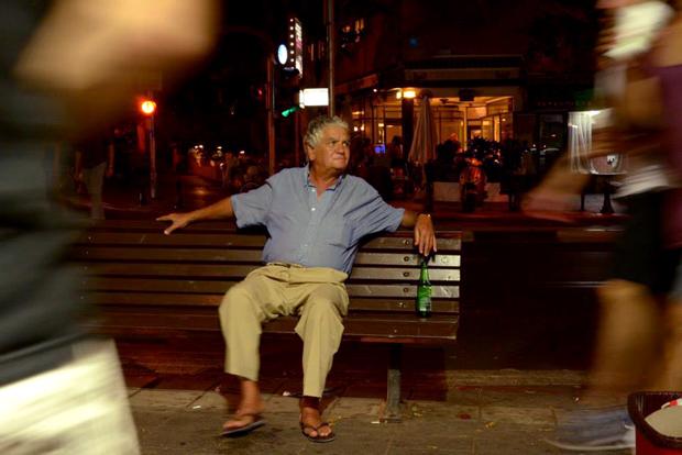 רחוב-קינג-ג'ורג-בתל-אביב, צילום אמי ג'נטי קורס צילום למתחילים