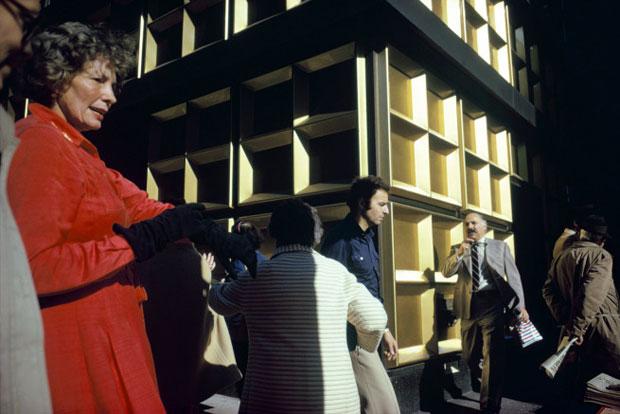 שדרות-מדיסון,-ניו-יורק,-1975-צילום-ג'ואל-מאיירוביץ