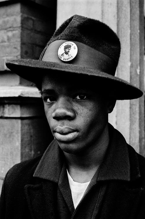 1971,-Oakland,-California1, צילום - סטפן שיימס/פולריס