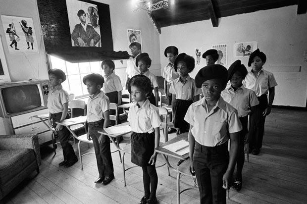 1972,-Oakland,-California, צילום - סטפן שיימס/ פולריס