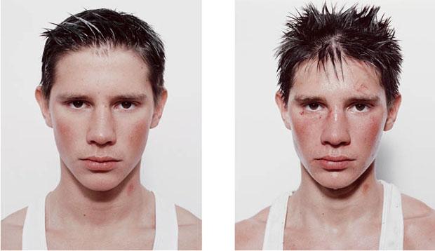 Nicola Howalt, BOXER # 43, 2001