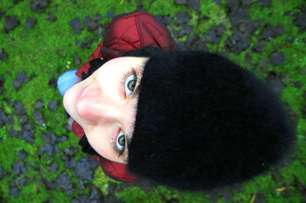 מבט למעלה. צילום אסף רביד, קורס צילום למתחילים.