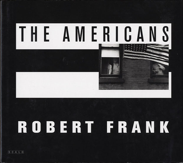 עטיפת הספר the americans