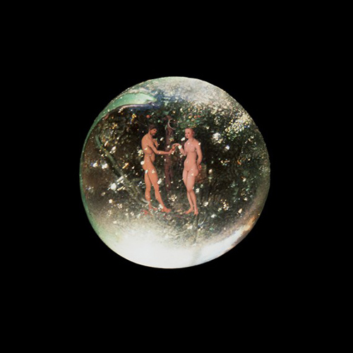 Snow Globe Adam and Eve  מתוך toys and games