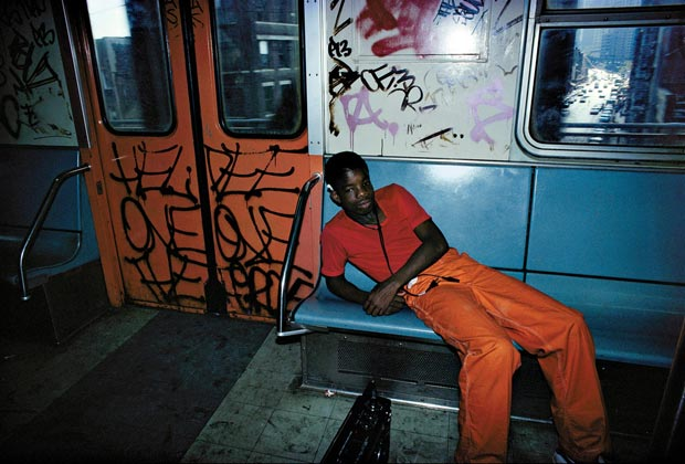 USA.-New-York-City.-1980.-Subway.