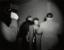"""Weegee, Anthony Esposito, Accused """"Cop Killer,"""" January 16, 19"""