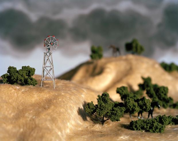 Windmill צילום של אריקה רו מתוך O Pioneer
