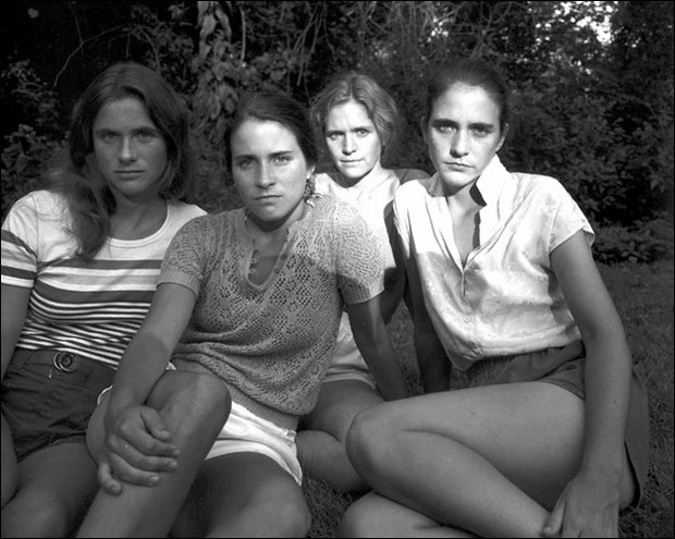 צילום של האחיות בראון, 1981